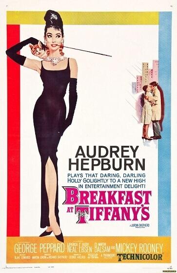 صبحانه در تیفانی – ۱۹۶۱ – breakfast at tiffany's